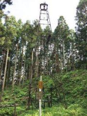新津油田金津鉱場跡C14号井