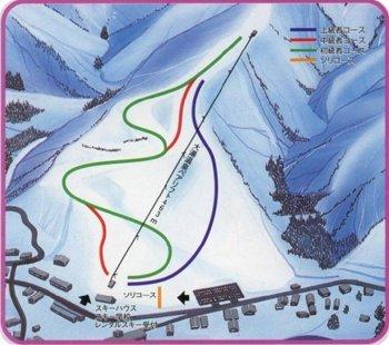 大湯温泉スキー場