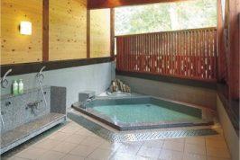 銀山平温泉 銀山平キャンプ場「かもしかの湯」